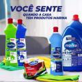 Industria de produtos de limpeza domestica
