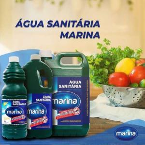 Agua sanitaria grande