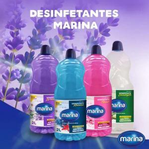Desinfetante floral 2 litros
