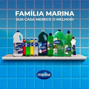 Empresa de produtos de limpeza e descartaveis