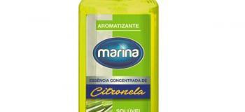 Citronela aromatizante
